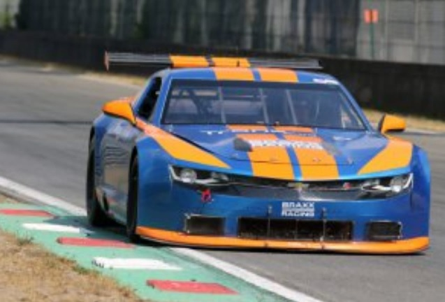 The Transam Euro ready to set sparks flying  at the 24 hours of Zolder!
