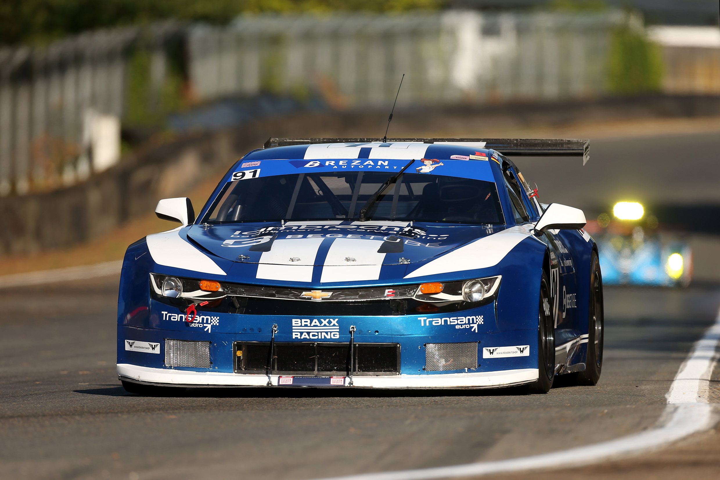 Further victory for the Transam Euro in Spain and presence assured in the Benelux in 2019